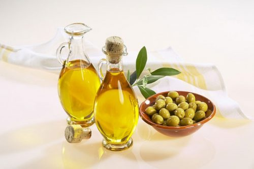 dầu oliu giúp trắng da hơn